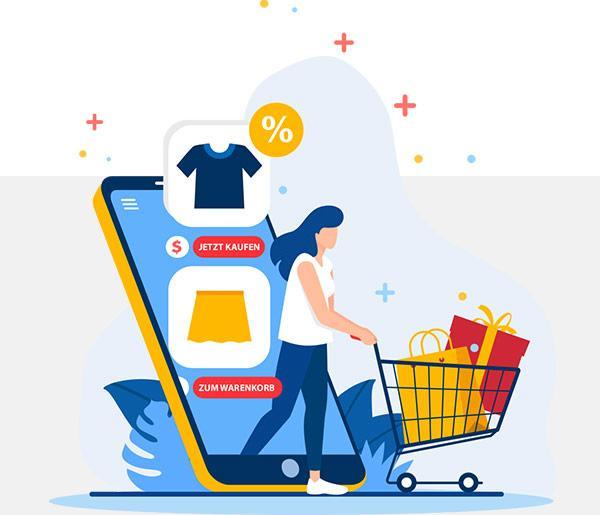 Digital-Bonus für Online-Shops