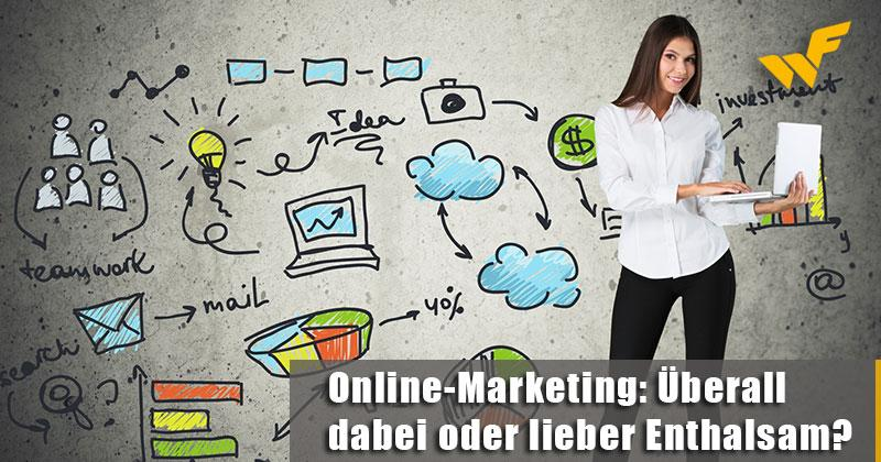 Blog Online Marketing